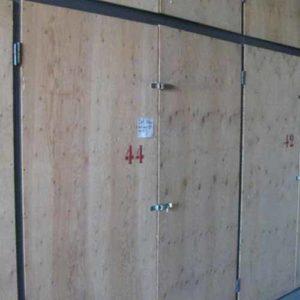 I box presenti nei magazzini di Fratelli Traverso Traslochi, custodiscono i vostri mobili con la massima sicurezza.